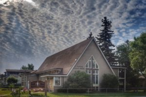 St. David's Anglican Church, Edmonton, Alberta, Canada