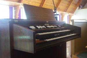 """The Mighty Baldwin"" (Baldwin Church Organ model C-720T)"
